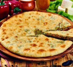 История осетинских пирогов